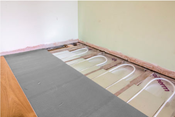 complete underfloor heating